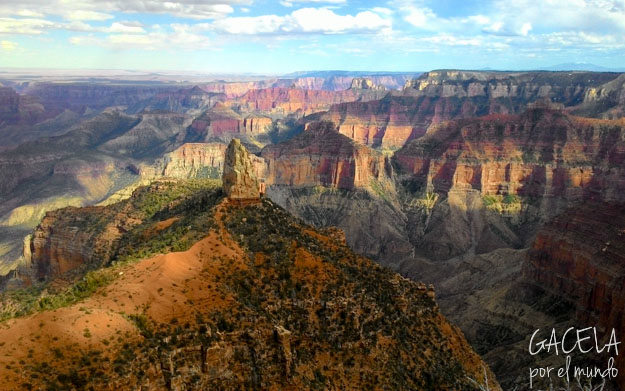 North Rim, Parque Nacional Grand Canyon, Estados Unidos